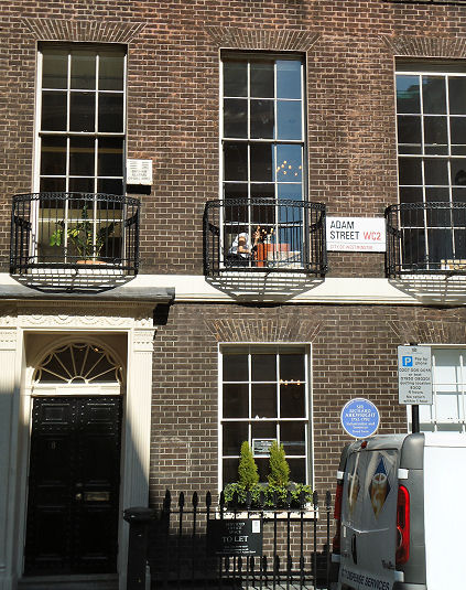 Arkwright London House