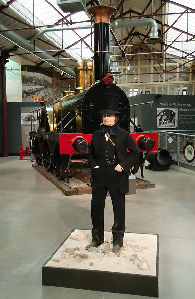 Brunel at STEAM, Swindon