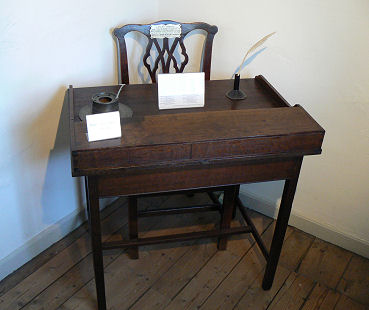 Burn's Writing Desk