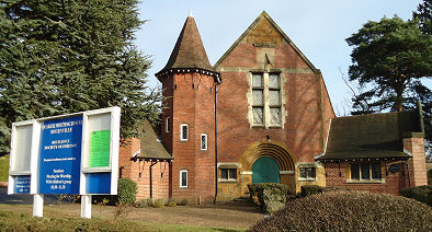 Friends Meeting House, Bournville