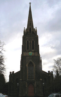 St Michael's church Highgate