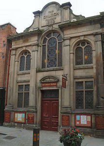 Unitarian Church Shrewsbury