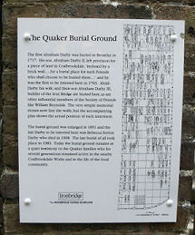 Quaker burial ground