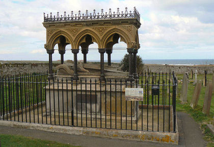 Grace Darling Monument