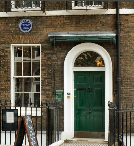 Dickens House London