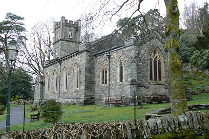 Ryfal Church St Marys
