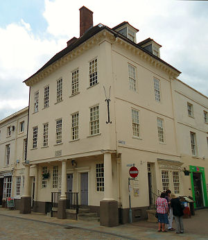 Samuel Johnson birthplace