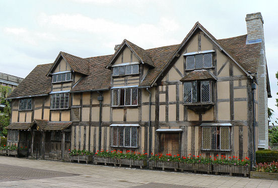 Sahkespeare's Birthplace