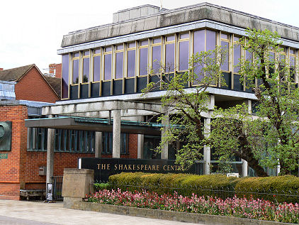 Shakespeare Centre Stratford