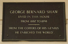 George Bernard Shaw house