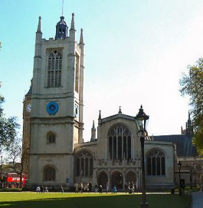 St Margaret's Church, Westminster