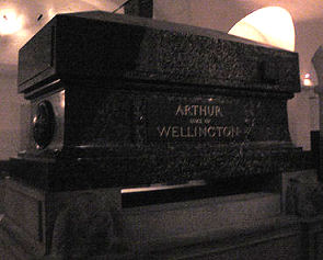Wellington's tomb