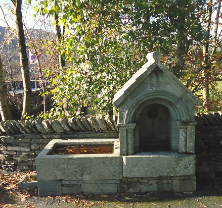 Wordsworth Memorial Trough