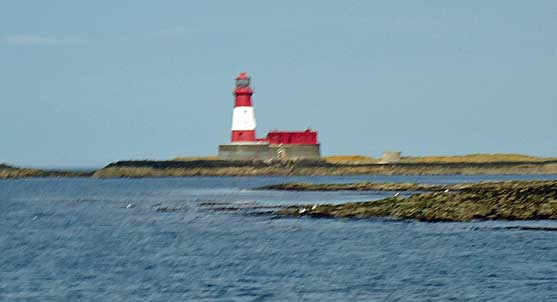 Longstone Lighthouse, Farne Isles