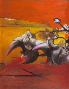 Horned Forms. 1944. (Tate Gallery)