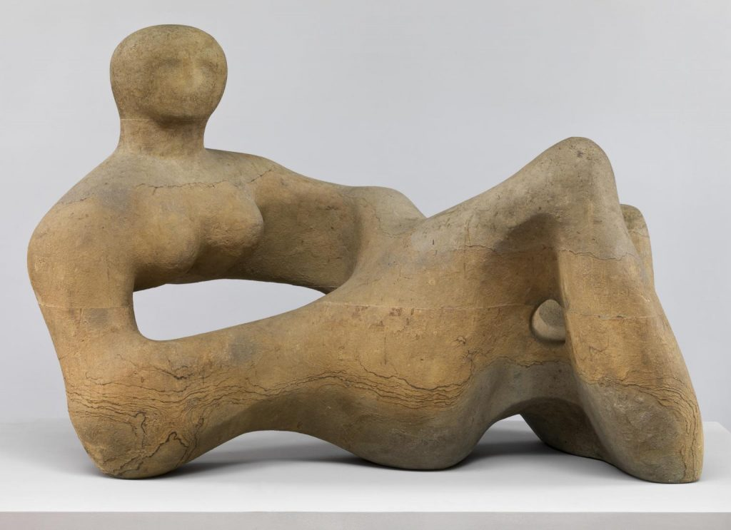Recumbent Figure. 1938. Tate Gallery