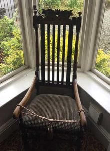Wordsworth's Chair